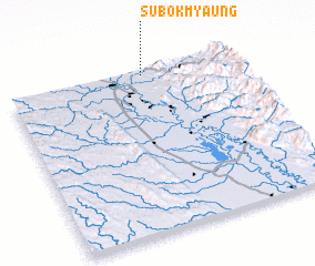 3d view of Subokmyaung
