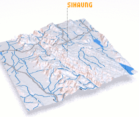 3d view of Sihaung