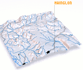 3d view of Mainglon