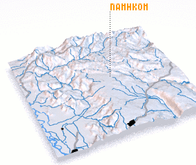 3d view of Namhkom