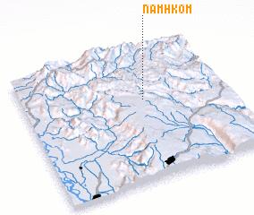 3d view of Namhkom