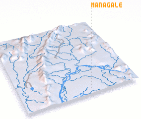 3d view of Managale