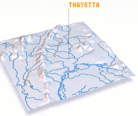 3d view of Thayetta