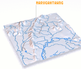 3d view of Maru-gahtawng
