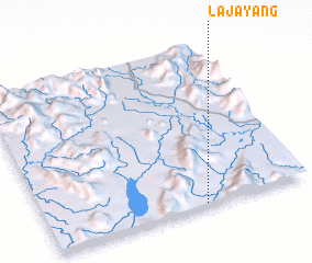 3d view of Lajayang
