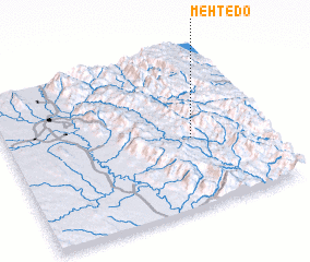 3d view of Mehtedo