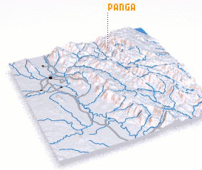 3d view of Panga