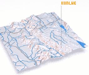 3d view of Konlwe