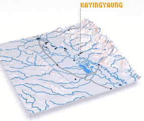 3d view of Kayingyaung