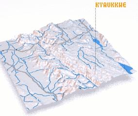 3d view of Kyaukkwe