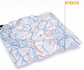 3d view of Myekya