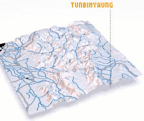 3d view of Tunbimyaung