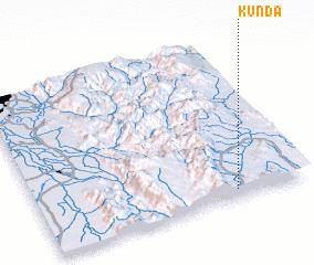 3d view of Kunda