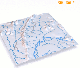 3d view of Simugale