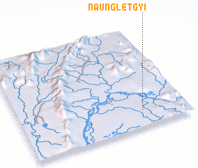 3d view of Naungletgyi