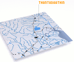 3d view of Thantada Athin