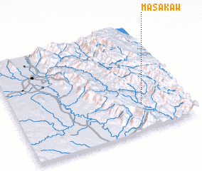 3d view of Masakaw