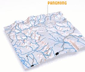3d view of Pángmöng