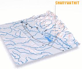 3d view of Shanywathit