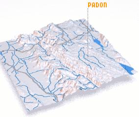 3d view of Padon