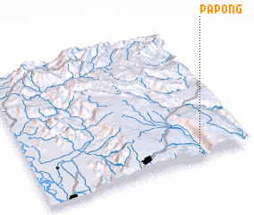 3d view of Pa-pong