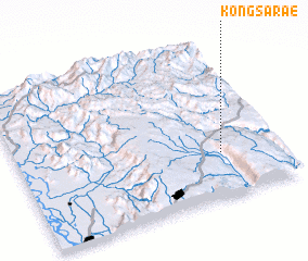 3d view of Kong-sara-e