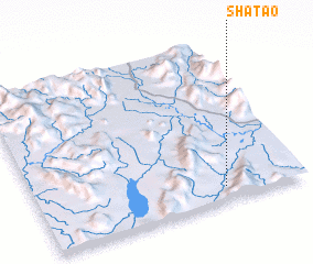3d view of Shatao