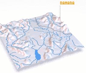 3d view of Namana