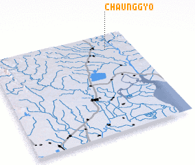 3d view of Chaunggyo