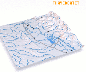 3d view of Thayedo-atet