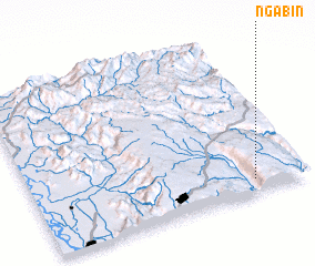 3d view of Nga-bin