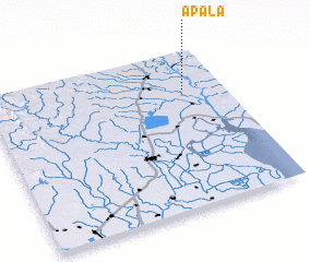 3d view of Apala