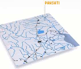 3d view of Pawsa-ti