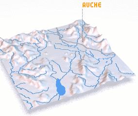 3d view of Auche