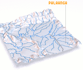 3d view of Palawn Ga