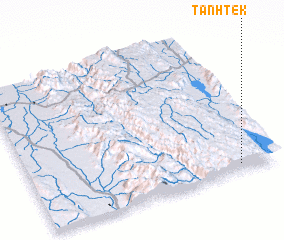3d view of Tanhtek
