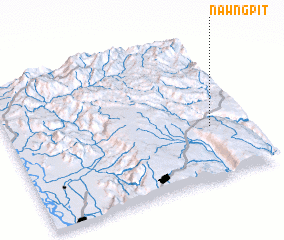 3d view of Nawngpit