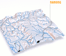 3d view of Na-mong