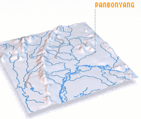 3d view of Panbonyang