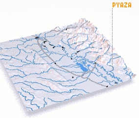 3d view of Pyaza