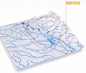 3d view of Napoko