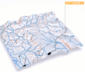 3d view of Kawngsam