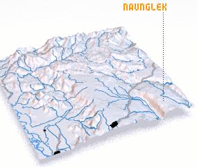 3d view of Naunglek