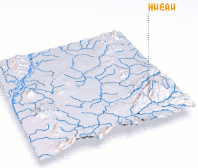 3d view of Hwe-aw
