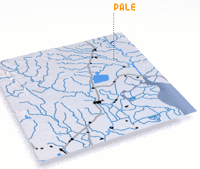 3d view of Pale