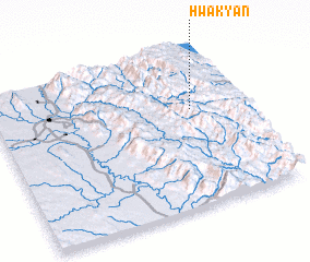 3d view of Hwakyan