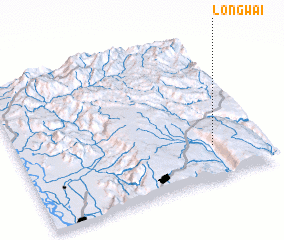 3d view of Longwai