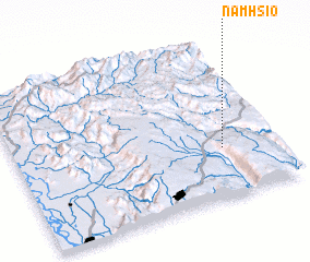 3d view of Namhsio