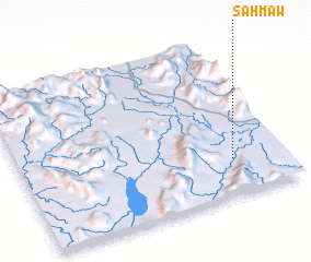 3d view of Sahmaw