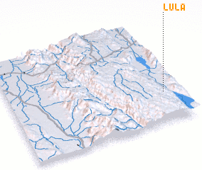 3d view of Lula